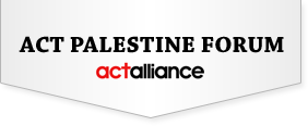 ACT Palestine Forum